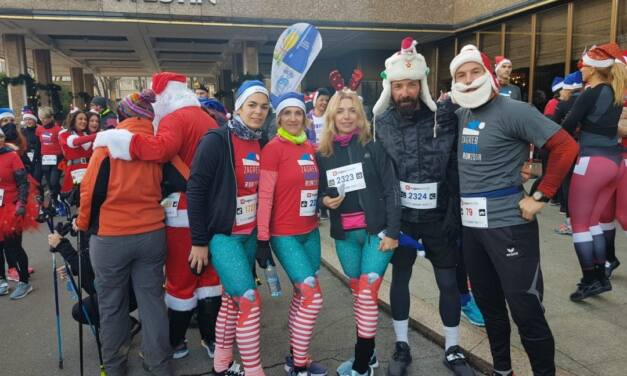 Boljani na Advent run utrci u Zagrebu
