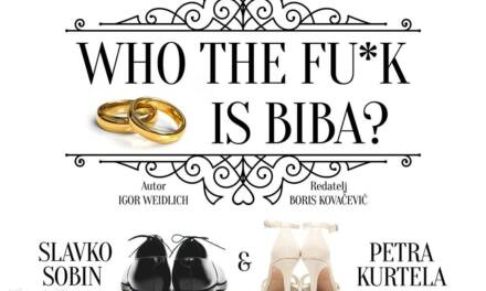 "Duhovita i emotivna hit – predstava ""Who the fu*k is Biba"" u Teatrinu u petak 23. kolovoza"